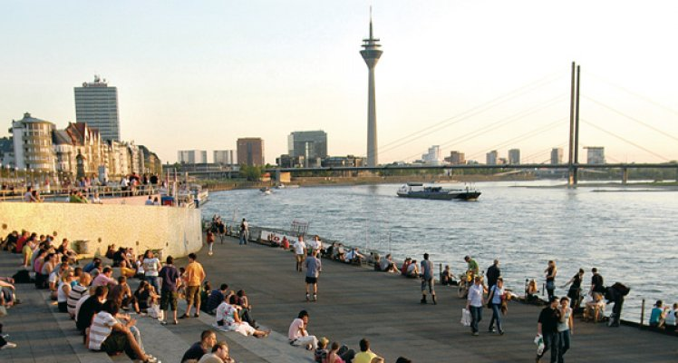 Flybe adds brand new summer route to Dusseldorf from Guernsey